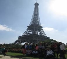 French Exchange Programme 2015
